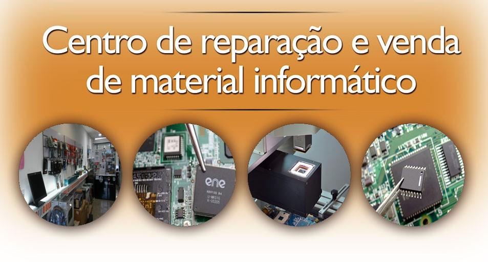 Centro de Reparação e Venda de Material Informatico
